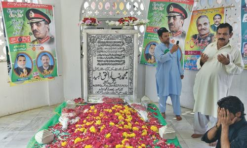 Footprints: Ziaul Haq alive and kicking