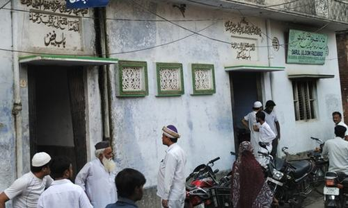 Attack on mosque in India ignites fears of a larger communal design