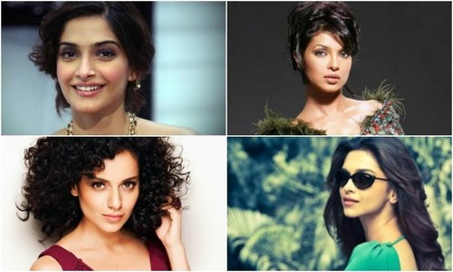 Who is Bollywood's top earning actress?