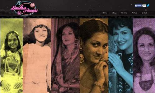 Bushra Ansari's fab website is a much-needed tribute to Pakistani TV's history