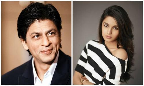 A SRK-Alia Bhatt romance in the offing, as K-Jo announces next film