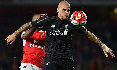 Arsenal v Liverpool: Slugfest a game of two halves