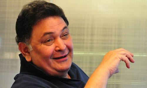 Rishi Kapoor biography: What's the hold-up?