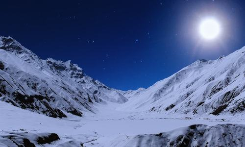 A rendezvous with Saif-ul-Malook