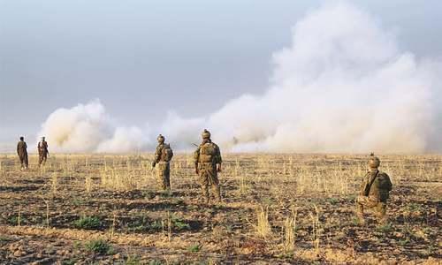 Kurds wage anti-IS offensive near oil hub in Iraq