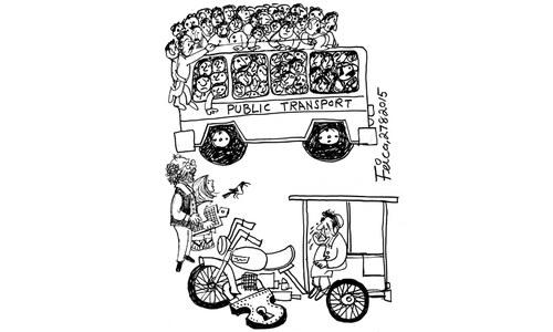 کارٹون : 27 اگست 2015