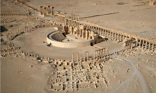 Tolerant and multicultural, Palmyra stood for everything IS hates