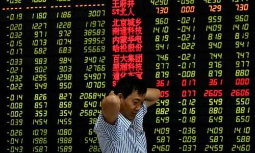 Markets on roller-coaster ride after China rate cut