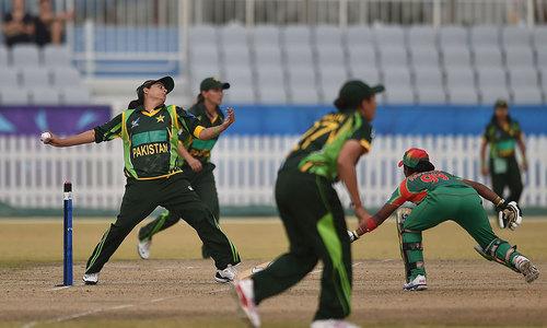Sana Mir retained captain as Pakistan take on West Indies