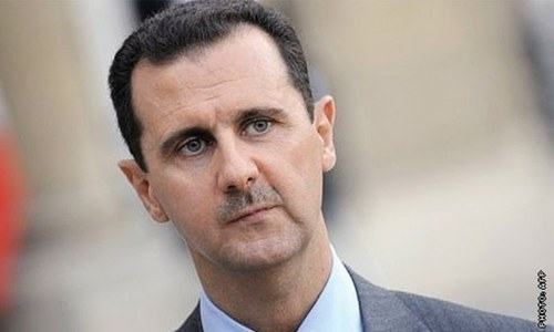 Assad's confidence in his backers seems well placed — but only for now