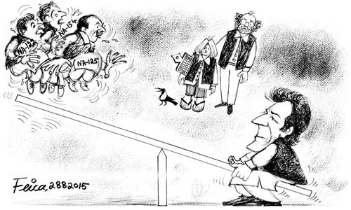 کارٹون : 28 اگست 2015