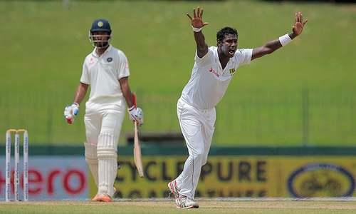 Rain ruins play after Sri Lanka rattle India