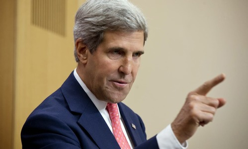 Kerry urges Iran to release former US Marine from 'unjust detention'