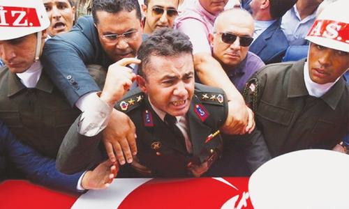 Renewed Kurdish conflict angers Turks, overshadows election