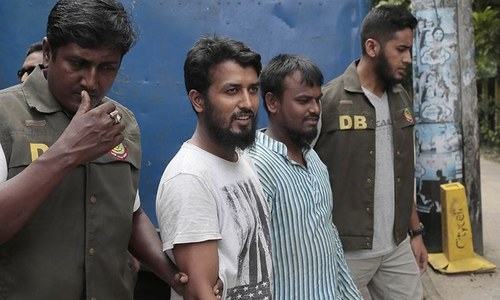 More arrests in bloggers' killings in Bangladesh