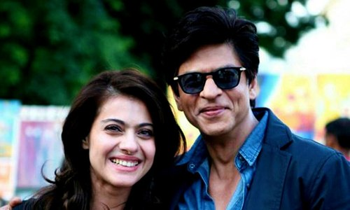 Shah Rukh Khan's 'Dilwale' wraps up its shoot in Iceland
