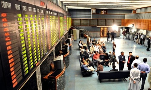 Tremors in capital markets