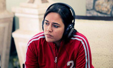 Take a look behind the scenes of Mehreen Jabbar's next film, Dobara Phir Se