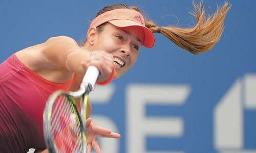 Seventh seed Ivanovic falls as US Open begins