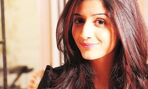 Mawra's Bollywood debut: Her upcoming film may be titled 'Sanam Teri Kasam'