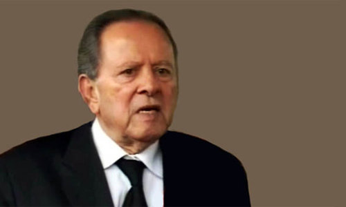 Legal luminary Abdul Hafeez Pirzada passes away