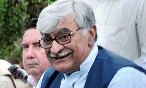 Parties in forefront of anti-terror war being marginalised: ANP