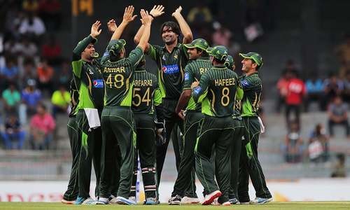 Pakistan jump to second in T20 rankings