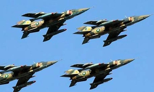 Fifteen 'terrorists' killed in Tirah airstrikes