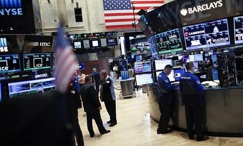Global stock markets volatile