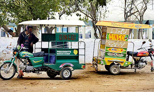 SC seeks govt proposals to cope with public transport shortage in Sindh