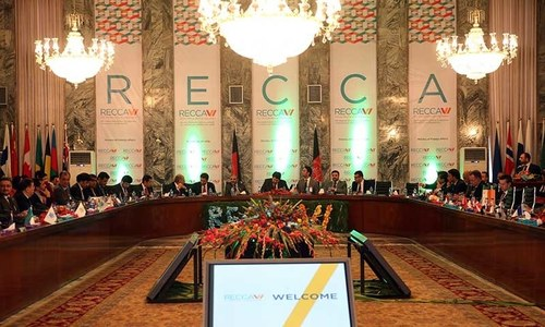 Afghanistan hosts regional economic forum