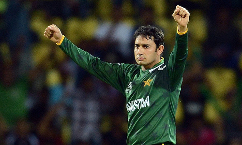 Saeed Ajmal dismisses speculations about retirement