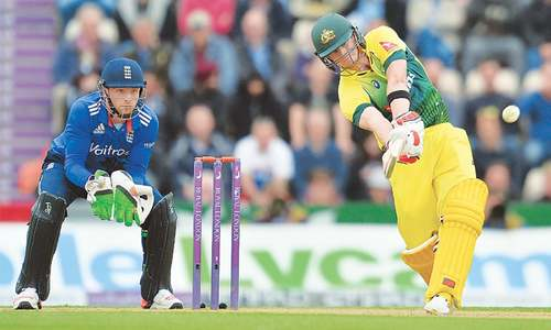Wade leads Australia rally against England