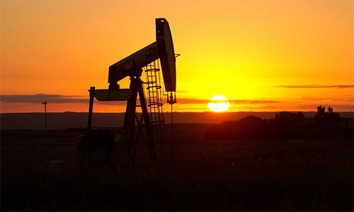 Oil, gas stocks rally 'a temporary run'