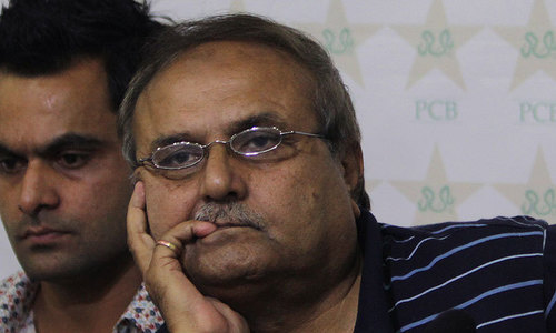 Iqbal willing to serve Pakistan cricket
