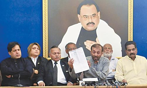 'Rangers kept MQM workers in illegal detention for eight months'