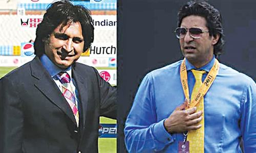 Wasim, Ramiz named PSL ambassadors as PCB lures top guns