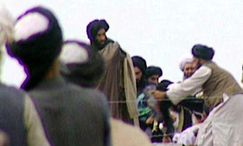 Mullah Omar asked Musharraf to bomb Kandahar: US cable