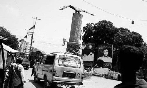 چیل چوک اور اقبال کا شاہین