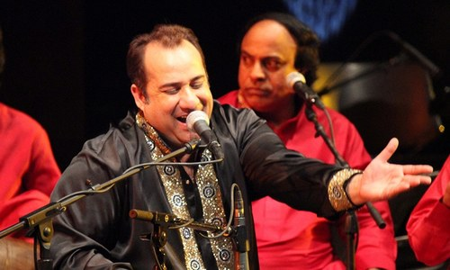It used to be scary: Rahat on learning to sing from Nusrat Fateh Ali Khan