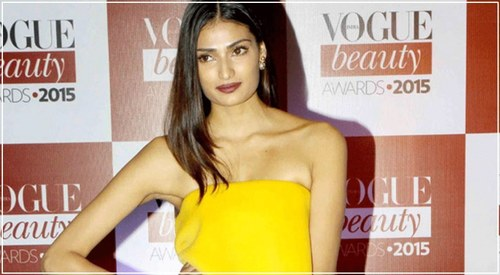 Is Athiya Shetty the new fashion IT girl of Bollywood?