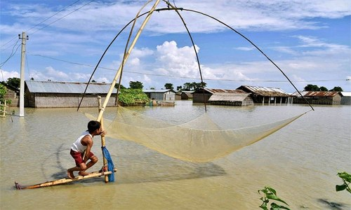 Over a million people hit by floods in Assam, but India doesn't care