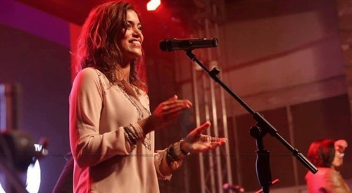 I learned a lot from doing backing vocals, says Sara Haider of her musical journey