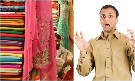 Eid calling: One man's tale of surviving Chaand Raat shopping