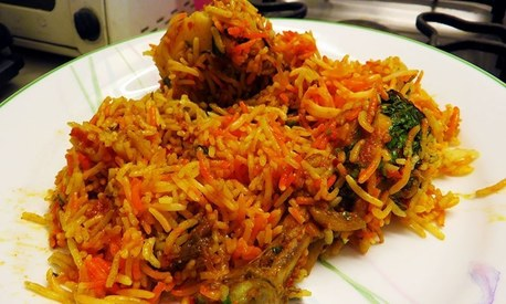 My quest for the best biryani in Karachi