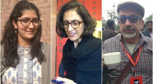 Geek chic: Bookworms bring their A-game to eye wear at LLF 2015