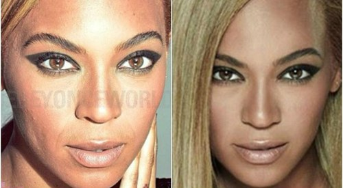 Maybe Beyonce wasn't born with it, just like the rest of us