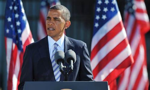 Obama leads US in remembrance of 9/11, urges vigilance