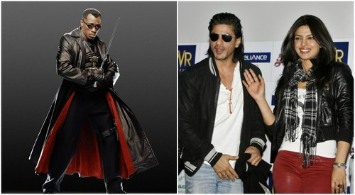 Blade looks to Bollywood for next project's cast