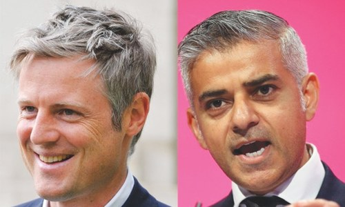 Sadiq Khan: this Muslim left-winger can become London's next mayor